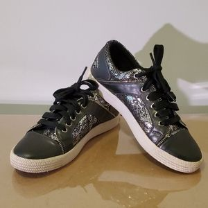 G by Guess Sneakers Sparkly Black